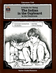 Indian in the Cupboard - Literature Unit
