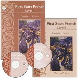 First Start French Level II - Kit