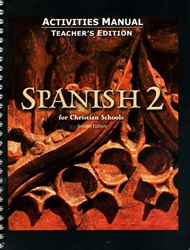 Spanish 2 - Activities Manual Teacher Edition