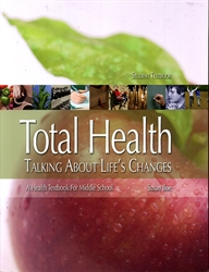 Total Health (MS) - Textbook