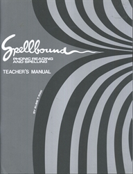 Spellbound - Teacher Manual