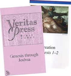 Genesis Through Joshua - Cards