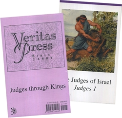 Judges through Kings - Cards