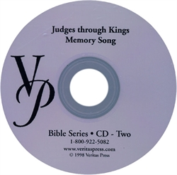 Judges through Kings - Compact Disc