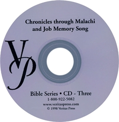 Chronicles through Malachi and Job - Compact Disc