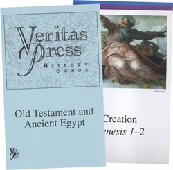 Old Testament and Ancient Egypt - Cards