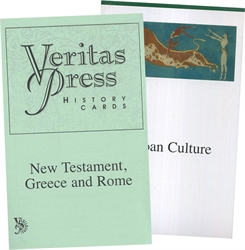 New Testament, Greece and Rome - Cards