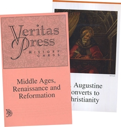 Middle Ages, Renaissance and Reformation - Cards