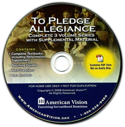 To Pledge Allegiance - Complete CD-ROM