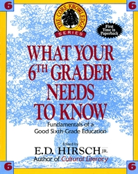 What Your 6th Grader Needs to Know (old)