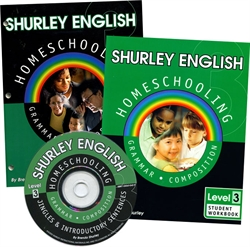 Shurley English Level 3 - Kit