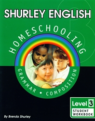 Shurley English Level 3 - Workbook