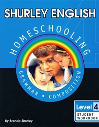Shurley English Level 4 - Workbook