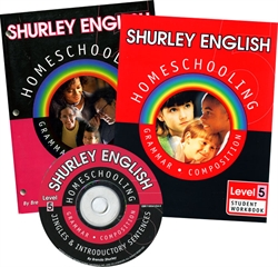 Shurley English Level 5 - Kit