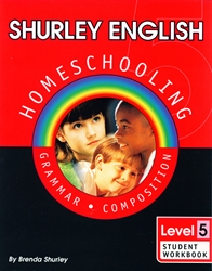 Shurley English Level 5 - Workbook