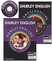 Shurley English Level 6 - Kit