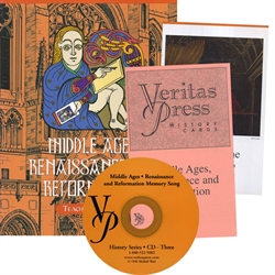 Veritas Press Middle Ages, Renaissance and Reformation - Set