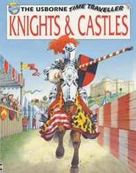 Time Traveler Book of Knights and Castles