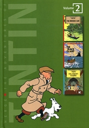 Adventures of Tintin Volume 2 (3-in-1)