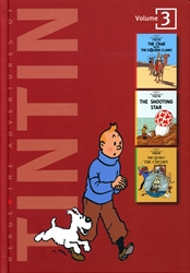 Adventures of Tintin Volume 3 (3-in-1)