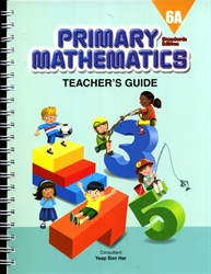 Primary Mathematics 6A - Teacher's Guide