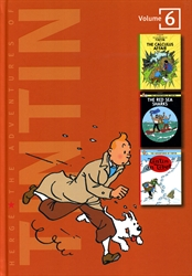 Adventures of Tintin Volume 6 (3-in-1)