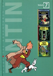 Adventures of Tintin Volume 7 (3-in-1)