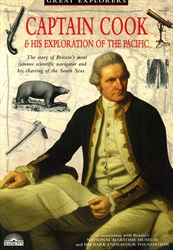 Captain Cook & His Exploration of the Pacific