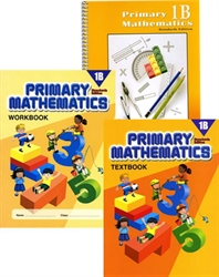 Primary Mathematics 1B - Semester Pack