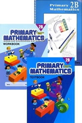 Primary Mathematics 2B - Semester Pack