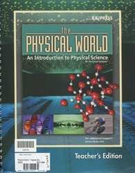 Physical World - Teacher Edition (old)