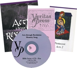 Veritas Press Acts through Revelation - Set