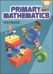 Primary Mathematics 6B - Textbook