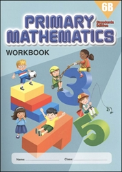 Primary Mathematics 6B - Workbook