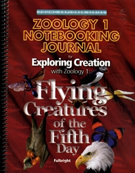 Exploring Creation With Zoology 1 - Notebooking Journal