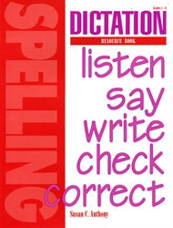 Spelling Plus - Dictation Resource Book