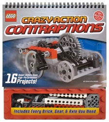 Lego Crazy Action Contraptions - Kit