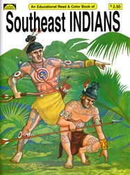 Southeast Indians - Coloring Book