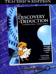 Discovery of Deduction - Teacher's Edition