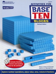 Base Ten Blocks: Activities