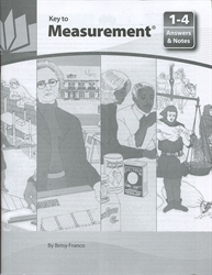 Key to Measurement 1-4 - Answers and Notes