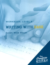 Writing With Ease - Workbook Level 4