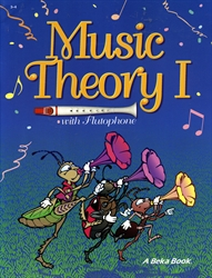 Music Theory I - Student Workbook