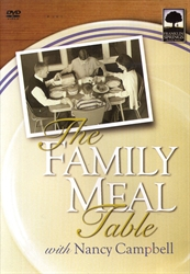 Family Meal Table - DVD