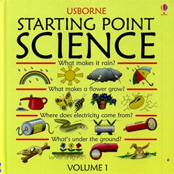 Usborne Starting Point Science - Volume 1