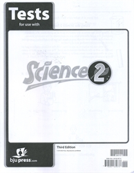 Science 2 - Tests (old)