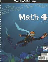 Math 4 - Teacher Edition (Old)