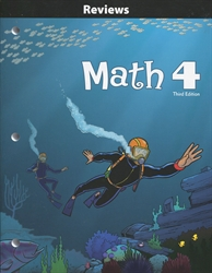 Math 4 - Reviews Activity Book (Old)