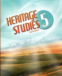 Heritage Studies 5 - Student Textbook (old)