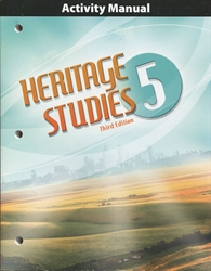 Heritage Studies 5 - Student Activity Manual (old)